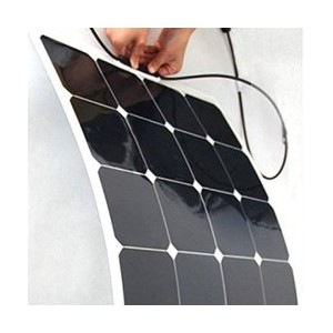 Solar panel flexible 50W Mono