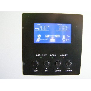 Inverter, laadija, MPPT kontroller, UPS