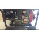 Diisel-Elektrigeneraator 6,5kW 400/230 V