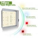 600W LED taimelamp