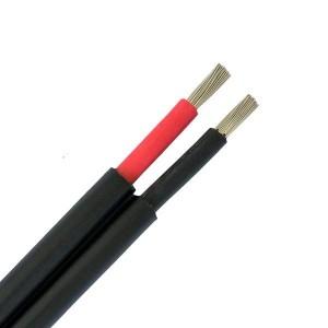 PV kaabel 6mm2 kaks soon (+/-)